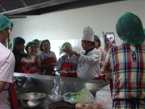 สอนทำอาหารอิตาเลี่ยน